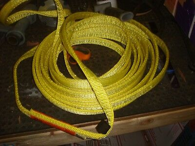 "1 NEW  lifting  LIFT ALL STRAPS  1"" X 20'  LIFTALL   free shipping"