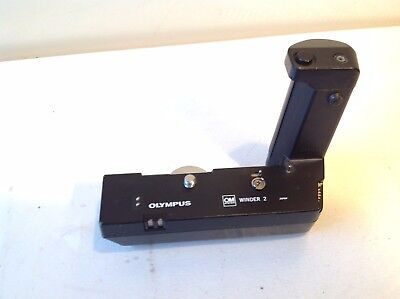 Olympus OM System Winder 2 for OM Series of Cameras