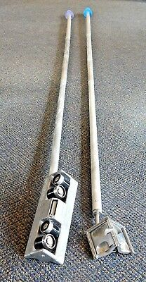 Columbia Drywall Roller & Glazer with Extendable Handles 3'- 8' Range