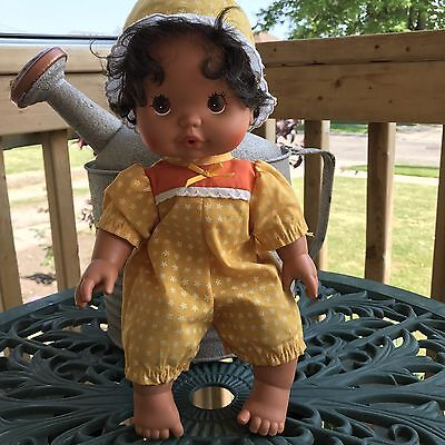 Vintage Doll Orange Blossom Blow Kiss 14 Inch Kenner Strawberry Shortcake 1980's