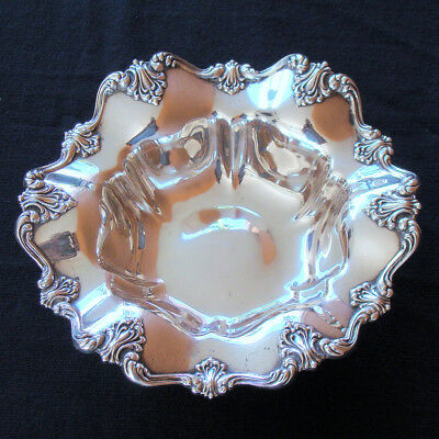 Antique American Whiting Art Nouveau Sterling Silver Bowl - Cowell & Hubbard Co.