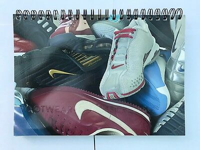 Nike 2003 Uk Footwear Catalogue 144 Pages