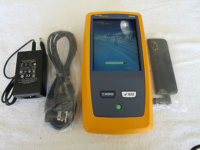 Fluke Network Onetouch AT Network Assistant
