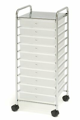 Seville Classics She16210 15.51-Inch By15.4-Inch by 38.2-Inch 10 Drawer