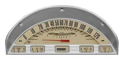Classic Instruments 1956 Ford F-100 Truck Gauge Panel Cluster Dash Bezel (Tan)