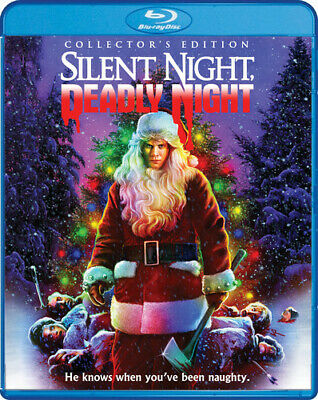 Silent Night, Deadly Night [New Blu-ray] Collector's Ed, Subtitled, Widescreen