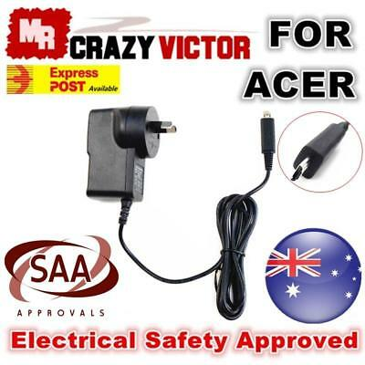 Wall Charger Power AC Adapter for Acer Iconia Tab Tablet A510 A511 A700 A701
