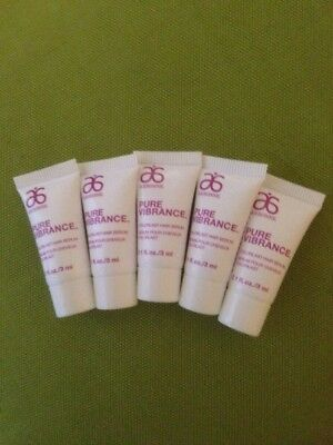 ARBONNE Pure Vibrance HAIR SERUM 5x 3mls Tubes