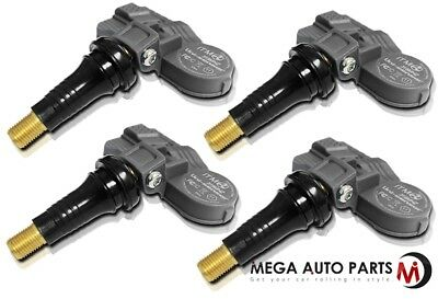 4 X New ITM Tire Pressure Sensor 315MHz TPMS For INFINITY G37 0510-1210