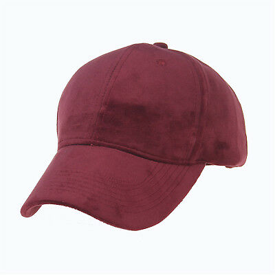 6ec6a01e1d0 Autumn Winter Women Men s Solid Baseball Caps Warm Velvet Adjustable Casual  Hats