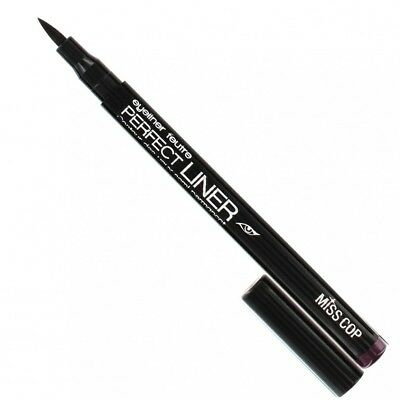 Miss Cop Eye Liner Perfect Liner Feutre - 07  Prune - Neuf