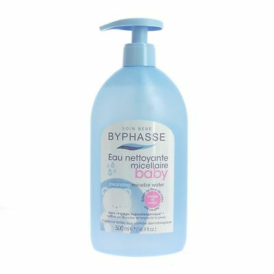 Eau Nettoyante Micellaire Baby Byphasse - Neuf