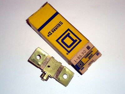 Square D Overload Heater B6.90 B 6.90 New Relay Thermal Unit