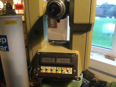 Leica Wild Heerbrugg Total Station T1000