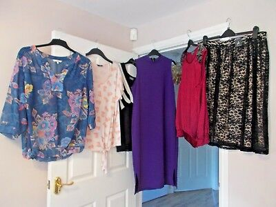 **SMART/DRESSY BUNDLE FROM D/P, WALLIS, NEXT, 1 x BNWT SIZE 18 IN GREAT COND**