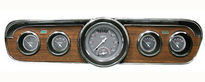 Classic Instruments 1965-1966 Mustang Package SG Series Gauges Cluster Tach
