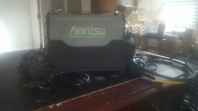 Anritsu S361E Site Master with cable and Power supply