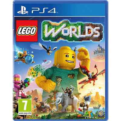 Lego Worlds PS4 for PS4