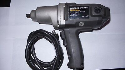 Craftsman 900 275131 1 2 Electric Impact Wrench Ssr In Good Shape