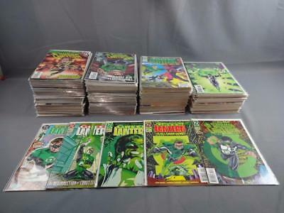 Green Lantern 3rd Series Near Complete Set 0-181 W/Extras-194 Total Books! Huge!