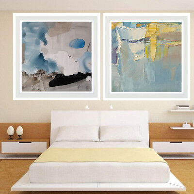 Abstract Oil Painting Canvas Print Pictures Wall Art Canvas Prints Unframed