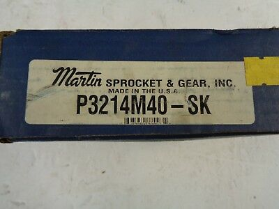 Martin Sprocket & Gear Inc P3214M40-Sk