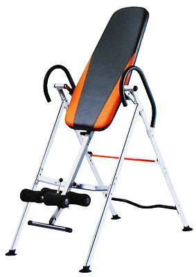 Gorilla Sports Rückentrainer Inversion Table, 10000330 Inversionsbank NN686 B