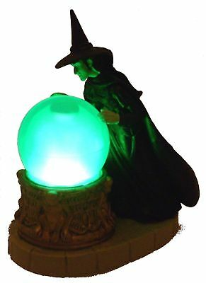 Wizard Of Oz Wicked Witch of the West Light Up Crystal Ball & Mini 32pg. Book