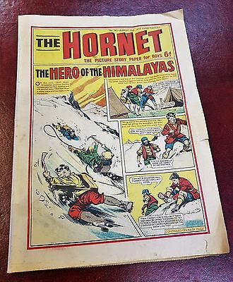 The HORNET THE PICTURE STORY BOOK FOR BOYS Comic - Issue 362 15/08/1970