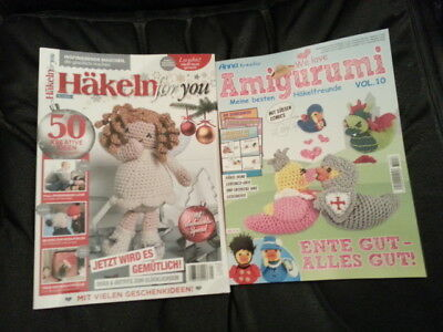 Häkeln For You 12018 50 Kreative Ideen Anna Kreativ We Love