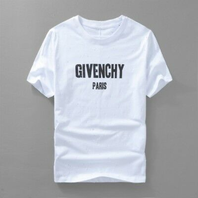 Givenchy Men's Casual T-Shirt Tee