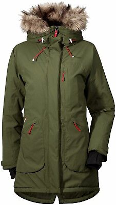 Didriksons Nancy Women's Parka Damen Art. 501459-161 Peat Gr. 36 - 44 NEU