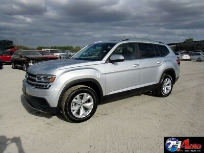 2018 Volkswagen Atlas Brand New, Accident Free, Salvage, Rebuilt, Save 2018 3.6L V6 Launch Edition Rebuilt, Wholesale, export New 3.6L V6 24V Automatic