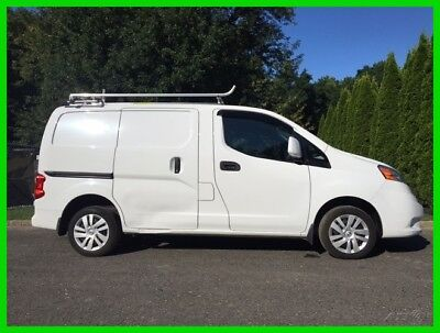 2015 Nissan NV S 2015 Nissan NV200 Cargo Work Van Automatic FWD Commercial Multi Purpose Minivan