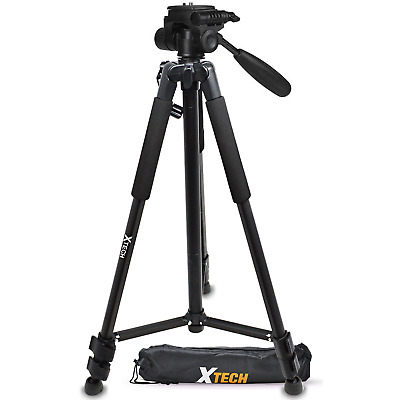 60-Inch Pro Series Full Size Camera/Video Tripod for all Cameras & camcorders