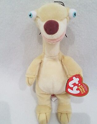 Ice Age Soft Toy Plush Scrat NEW  tags