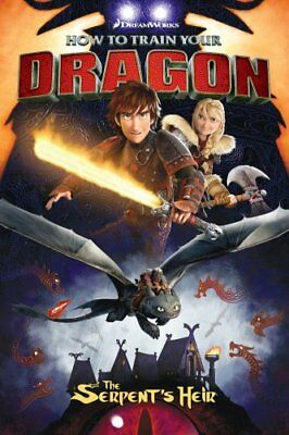 How To Train Your Dragon: The Serpent's Heir by Horse Comics Dark, Dean...