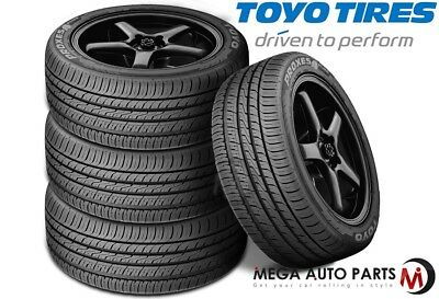 4 X New Toyo Proxes 4 Plus 225/40R19 93Y Ultra High Performance All Season Tires