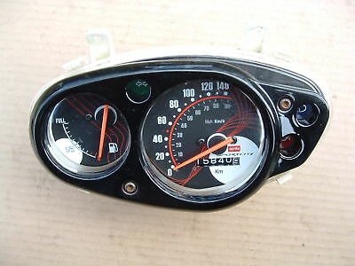 Aprilia Sport City One 125 Instrument Panel Good Cond