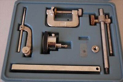 Ames Dial Indicator Gauge Tool Set 22A  with CASE