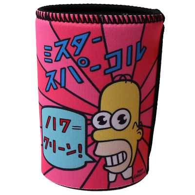 The Simpsons - Mr Sparkle Can Cooler - Loot - BRAND NEW
