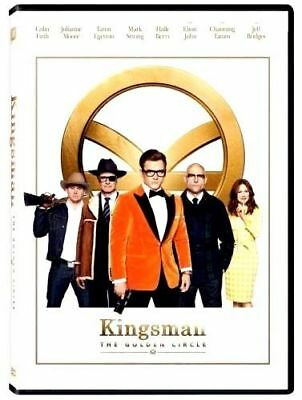 Kingsman: The Golden Circle NEW (DVD 2017)*Action*PRE-ORDER SHIPS 12-12-17