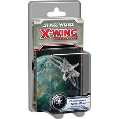 Star Wars - X-Wing Miniatures Game - Alpha-Class Star Wing Expansion Pack NEW