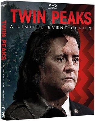 Twin Peaks: A Limited Event Series [New Blu-ray] Boxed Set, Special Edition, W
