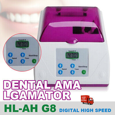 Dental Electric HL-AH High Speed Amalgamator Amalgam Capsule Mixer Lab Equipment