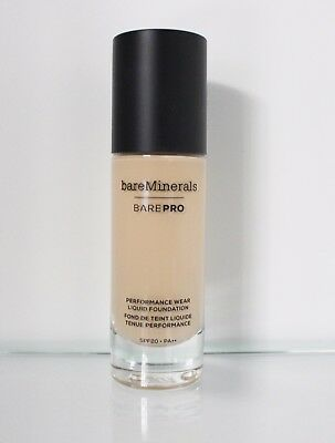 (EUR 99,67/100ml)bareMinerals BAREPRO Performance Wear Foundation CASHMERE LSF20