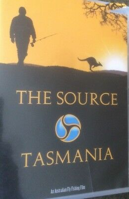 The Source - Tasmania Flyfishing Dvd