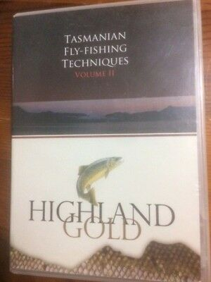 Highland Gold - Tasmanian Fly Fishing Techniques - Volume 2 Flyfishing Dvd