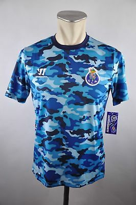 FC Porto Trainings Trikot  Warrior Shirt Camouflage Kinder S M L 122 134 146
