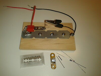 Crystal Radio Experimental Detector Kit